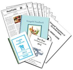 Tons of Feingold recipes  All Natural Mom of 4 blog