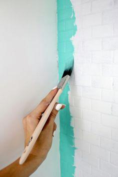 23 Best Covering Ugly Tile Images Home House Washroom - Green-bathroom-tile