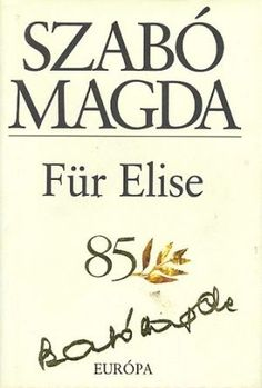 Without a doubt one of the best authors in the world. This book sums up the wonderfulness that was Magda Szabo.