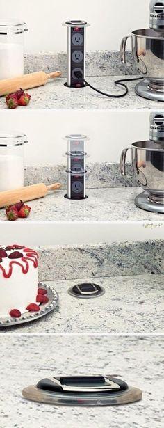 versenkbare steckdose küche Deutschland Produkte Pinterest - versenkbare steckdosen k che