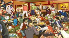 Les 10 films Ghibli que les japonais avouent ne jamais avoir vu.