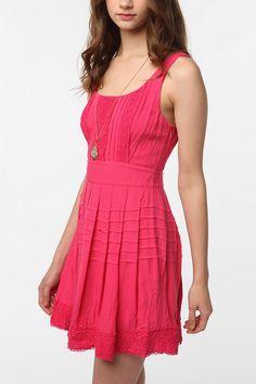 Kimchi Blue Crochet Tea Dress Urban Outfitters  $89.00
