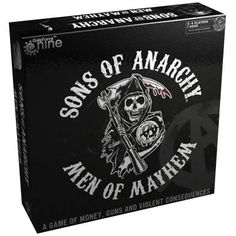 Board Game - Sons Of Anarchy