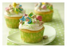 lucky charms cupcake