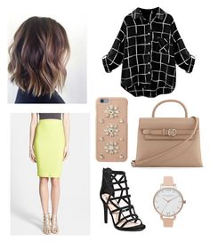 Untitled #50 by larissa-case on Polyvore featuring polyvore, fashion, style, Astr, Alexander Wang, Olivia Burton, MICHAEL Michael Kors and clothing