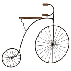 1000 images about bicycle wrought iron on pinterest - Wrought iron bicycle wall art ...