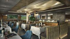 Noch mehr Chic beim Dinner: Die neuen Speisesäle im DolceVita Hotel Feldhof