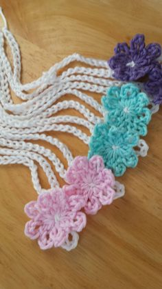 Crochet Baby Barefoot Sandals by CathCorner on Etsy, $4.95
