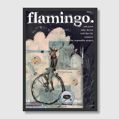 Image of Flamingo Magazine #1