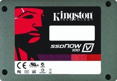 Kingston SSDNow V100 SATA 3.0 Gb-s 2.5-Inch Solid State Drive (SV100S2/32G) by Kingston. $101.14. Increase performance and productivity while extending the life of your computer with the Kingston SSDNow V100 64 GB Drive. The solid-state drive is built with no moving parts, making it far less susceptible to damage from shock and vibration than traditional hard drives. Utilizing NAND flash technology, the drive delivers data throughput of up to 3 Gb/s. The drive also supports TR...