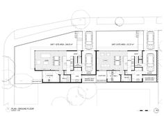 Image 24 of 29 from gallery of St Kilda East Townhouses / Jost Architects. Ground Floor