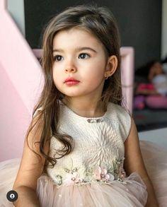 Beautiful Little Girls, Cute Little Girls, Beautiful Babies, Cute Kids, Cute Babies, Cute Baby Girl Pictures, Girl Photos, The Ace Family Youtube, Baby Girl Blue Eyes