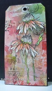 Craft Stamper Magazine: Take It Make It July Challenge: Inspiration