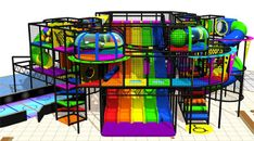 Indoor Playground Equipment | NetworkedBlogs by Ninua