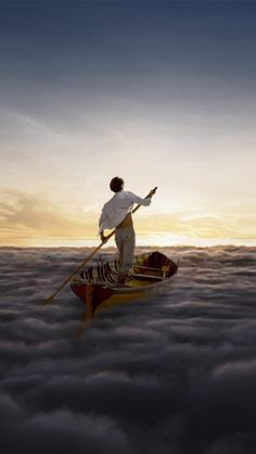 The endless river...