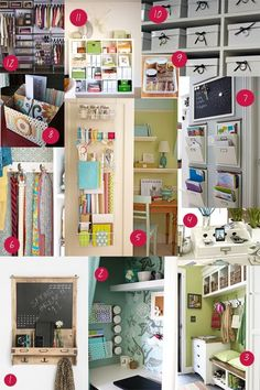 mylifeasateacup: Pinterest: Organization Ideas