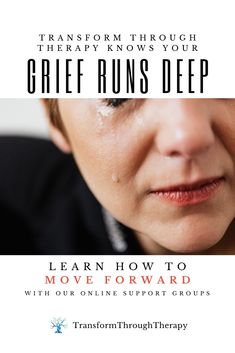 Transform Through Therapy knows your grief runs deep. Learn how to move forward with our online support groups • • • #onlinetherapy #teletherapy #grief #dealingwithchange #dailychallenges #lifechanges #loss #lossoflovedone #lossofchild #jobloss #careerchange #lossofreligion #divorce #disaster #frontlineresponders #Covid19 #coronavirus #hope #copingstrategies #support #community #essentialworkers #frontlineworkers #transformthroughtherapy Losing A Loved One Quotes, Sympathy Messages, Emotionally Exhausted, How To Move Forward, Grief Support, Support Groups, Child Loss, Online Support, Understanding Yourself
