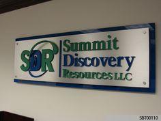 Summit Custom Office Display