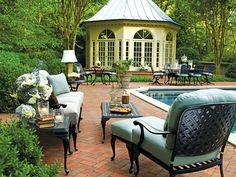 SunSpot Pool & Patio outdoor space design ideas