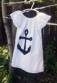 nautical dress would look adorable on Ella