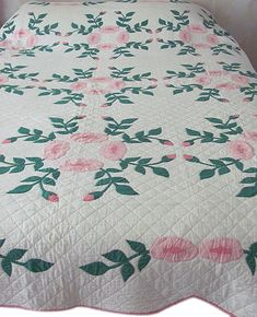 Marie Webster pattern cluster of roses collection of E. McGinnis
