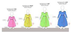 Little Adventures dress sizing (Little Dress Up Shop) Old Dresses, Little Dresses, Satin Dresses, Nice Dresses, Dress Up Outfits, Kids Outfits, Princess Jasmine Dress, Old Shows, Costume Dress