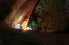 Lighting the Chasm | Camp Trend