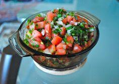 Невыразимая легкость кулинарного бытия...: Мексиканская сальса из помидоров