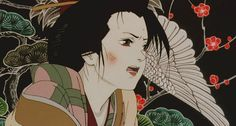 Millennium Actress (Satoshi Kon, 2001)Reality and fantasy intertwine in this epic Satoshi Kon story. Millennium Actress is a sentimental journey into the memories of Chiyoko Fujiwara, an elderly movie star who recalls the best moments of her life, career, and Japanese history as her film studio is shutting down. Unlike some other Satoshi Kon films (including Paprika from this list), this anime is not preoccupied with the oppressive images of the subconscious.