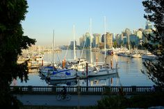 Stanley Park Harbourfront Vancouver Photos, Stanley Park, San Francisco Skyline, New York Skyline, Travel, Viajes, Trips, Tourism, Traveling