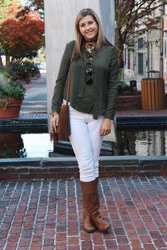 fall outfit fashion inspiration