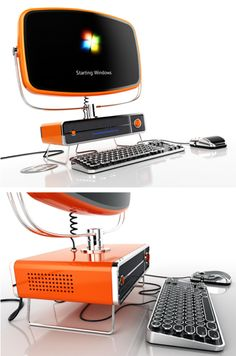 Philco PC «Four Fifths Design レトロ未来PC