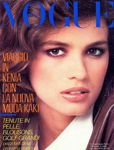 TOO GORGEOUS TO DIE, TOO WILD TO LIVE  Revisiting the turbulent life and times of modeling icon Gia Carangi
