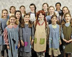 costume rental annie orphans - Google Search