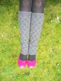 basic legwarmers by whoopscareless, via Flickr