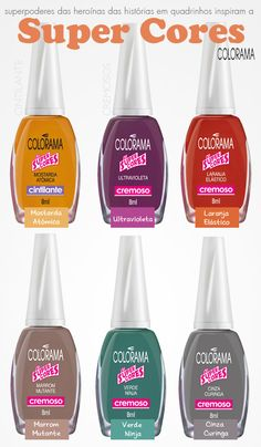 Super Cores #new Colorama