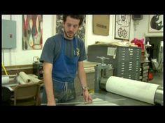 Intaglio Printmaking Techniques : Intaglio Printing Registration Marks