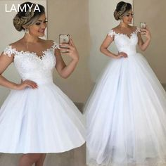 LAMYA 2 in 1 Elegant Lace Beads Bridal Dress Romantic Ball Gown Wedding Dresses Detachable Tulle Vestido de Noiva 2 en 1 Wedding Dresses Under 100, Lace Beach Wedding Dress, Princess Wedding Dresses, Bridal Dresses, Wedding Gowns, Lace Dress, Wedding Veil, Mermaid Wedding, Paisley Wedding