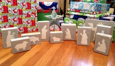 From The Hive: Nativity Blocks