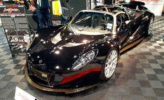 Steven Tyler's 2012 Hennessey Venom GT Spyder SEMA Show 2016.......