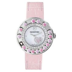 Lovely Crystals Heart Watch ❤❤ it? Contact me by WhatsApp 7535 715 239 to order. See more: This weekend we are showcasing LV, Swarovski, and Adidas including the Y 3 iconic brand, Swarovski Swan, Swarovski Stones, Swarovski Watches, Stainless Steel Watch, Pink Leather, Quartz, Diamond, Jewelry, Luxury Fashion