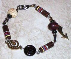 Steampunk style bracelet from Davy Jones Locker