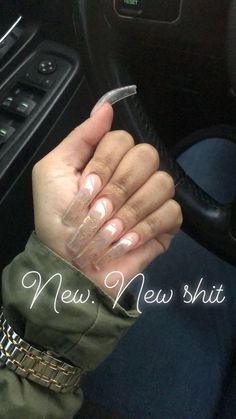 43 37 Shiny Nail Designs - If you're looking for gorgeous nail designs , you can have a look at our advice today. Claw Nails, My Nails, Natural Gel Nails, Fire Nails, Minimalist Nails, Best Acrylic Nails, Gorgeous Nails, Nail Inspo, Trendy Nails