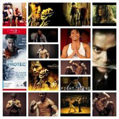 All In One : Fans Of Tony Jaa Just For You !!!!