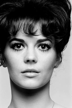 Natalie Wood | Those are the best vintage movies to watch Friday night. | See more inspiring vintage suggestions at www.vintageindustrialstyle.com