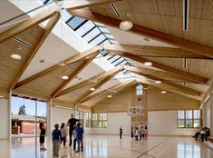 Yountville Community Centre by Siegel & Strain Architects