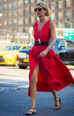 What to Wear When You're Way Too Lazy to Outfit Plan via @WhoWhatWear