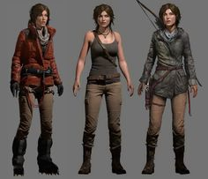 Rise of the Tomb Raider Lara Croft Tom Raider, Tomb Raider 2013, Tomb Raider Game, Tomb Raider Lara Croft, Tomb Raider Outfits, Tomb Raider Costume, Character Outfits, Game Character, Character Design