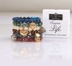 'Lisa Hoffman for PartyLite' Fragrance Jewelry and Essence of Life Fine Fragrance Beads Debuts June 1, 2015