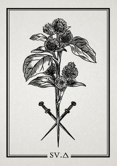 andrey svetov  tattoos | Tattoo illustrations by Andrey Svetov · Posted on January 4, 2013 ...